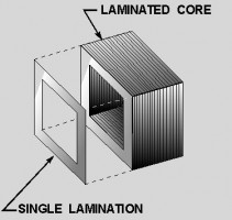 laminated-core-of-transformer