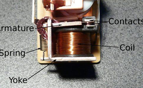 Advantages & Disadvantages Electromagnetic Relays
