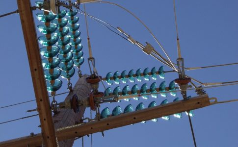 Advantages of Suspension Insulators and Pin type Insulators