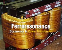 Ferroresonance in Power Transformers