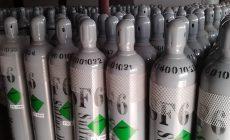 Sulfur Hexafluoride Gas (SF6) Properties