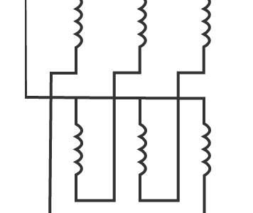 Zigzag transformer principle