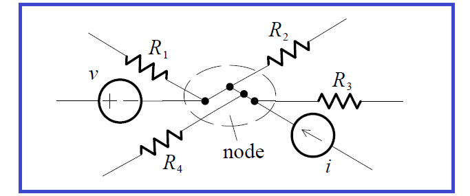 Kirchhoff's Current Law Circuit