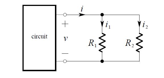 Current Divider Rule