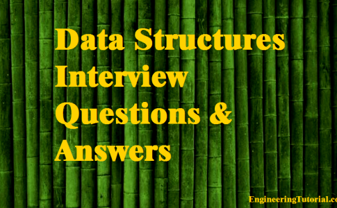 Data Structures Interview Questions & Answers