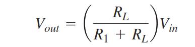 Diode Limitter Formula