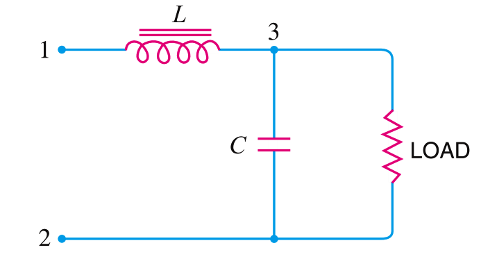 Inductor Filter Operation