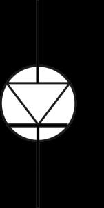 Laser Diode Symbol