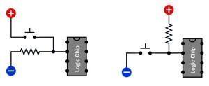 Pullup And Pulldown Resistors