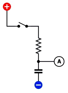 Resistor Use In RC Network