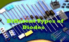 Different Types of Diodes