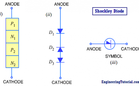 Shockley Diode Principle