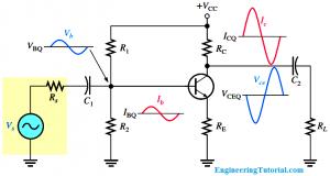 Power Amplifier Working Principle : transistor amplifier working principle engineering tutorial ~ Hamham.info Haus und Dekorationen