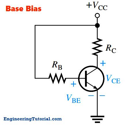 Transistor Base Bias
