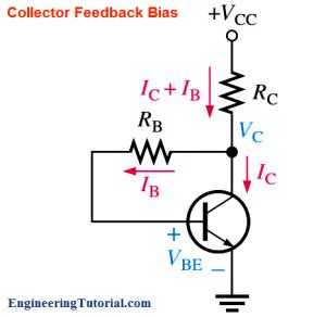 Transistor Collector Feedback Bias - Engineering Tutorial