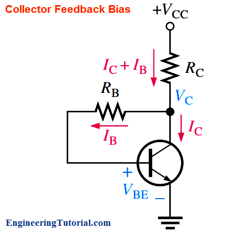Transistor Collector Feedback Bias