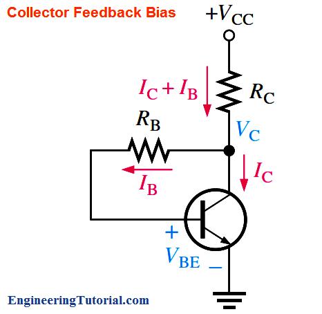 Transistor Collector Feedback Bias