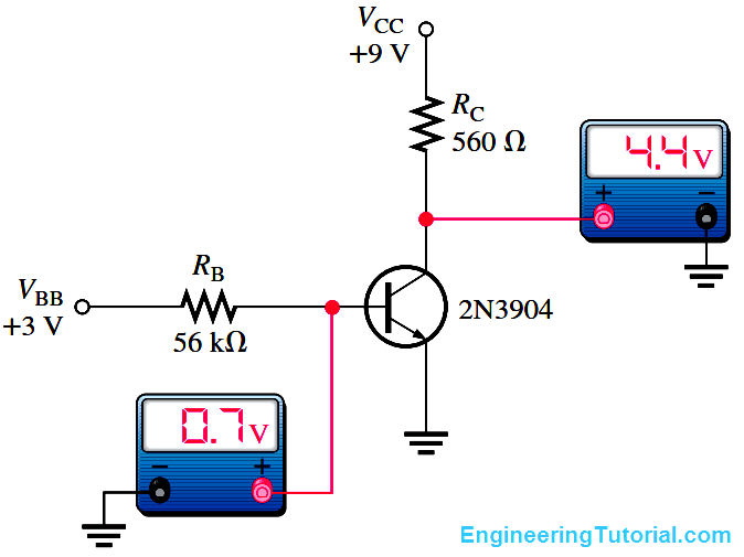 Troubleshooting a Transistor